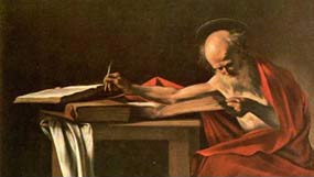 St. Jerome - Translators' Patron Saint